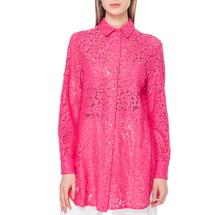 Рубашка женская  Цвет:розовый Артикул:0578792 1
