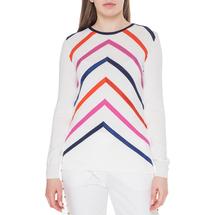 Джемпер женский  Цвет:белый Артикул:0578898 1