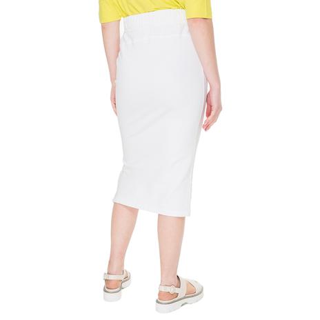 Юбка женская NOUMENO CONCEPT Цвет:белый Артикул:0578919 3