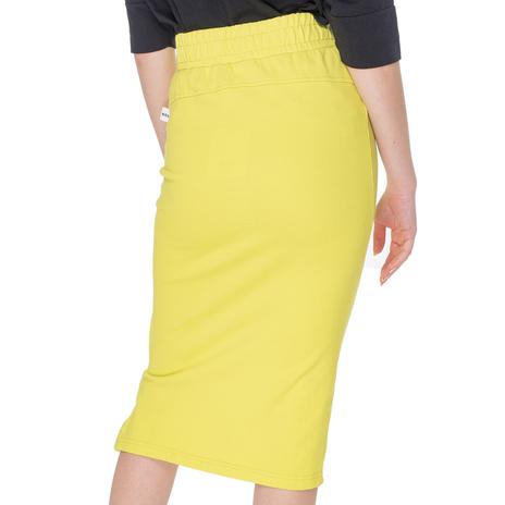 Юбка женская NOUMENO CONCEPT Цвет:желтый Артикул:0578919 3