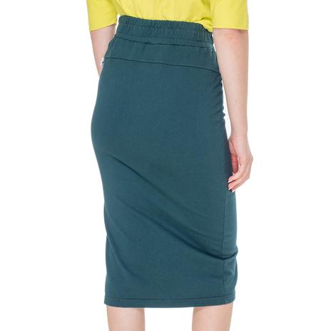 Юбка женская NOUMENO CONCEPT Цвет:зеленый Артикул:0578919 3