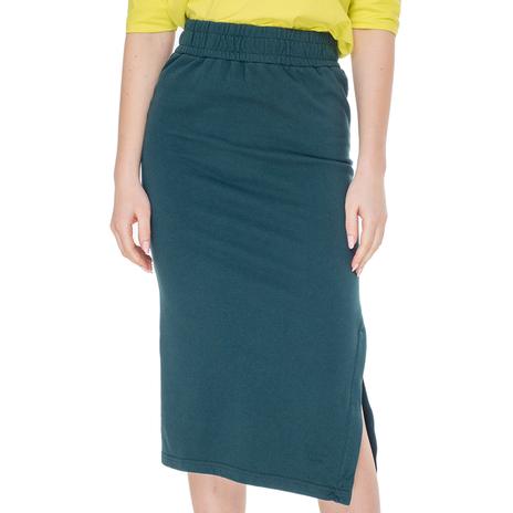 Юбка женская NOUMENO CONCEPT Цвет:зеленый Артикул:0578919 1