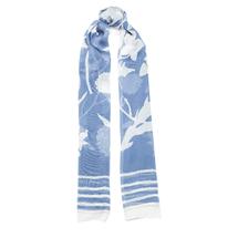 Шарф женский  Цвет:голубой Артикул:0167815 1