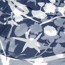 Шарф женский  Цвет:синий Артикул:0167815 2