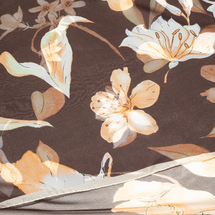 Шарф женский  Цвет:коричневый Артикул:0167817 2