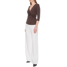 Блузка трикотажная женская CLIPS TRICOT Цвет:коричневый Артикул:0578957 2