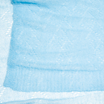 Шарф  Цвет:голубой Артикул:0167788 2