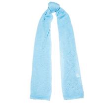 Шарф  Цвет:голубой Артикул:0167788 1