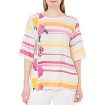 Блуза женская ROSANNA PELLEGRINI Цвет:бежевый Артикул:0574867 1