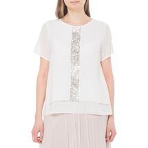 Блуза женская  Цвет:белый Артикул:0579242 1