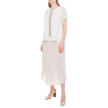 Блуза женская  Цвет:белый Артикул:0579242 2