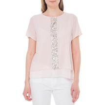 Блуза женская  Цвет:розовый Артикул:0579242 1