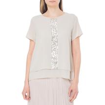 Блуза женская  Цвет:серый Артикул:0579242 1