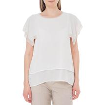 Блуза женская  Цвет:белый Артикул:0579261 1