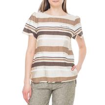 Блуза женская  Цвет:бежевый Артикул:0579278 1