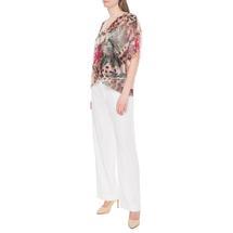 Блуза женская  Цвет:зеленый Артикул:0579288 2