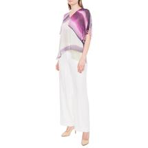 Блуза женская  Цвет:фиолетовый Артикул:0579291 2