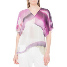 Блуза женская  Цвет:фиолетовый Артикул:0579291 1