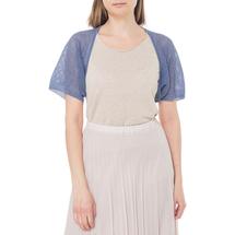 Болеро женское  Цвет:синий Артикул:0579201 1