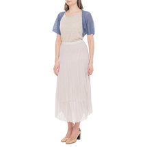 Болеро женское  Цвет:синий Артикул:0579201 2