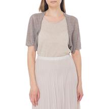 Болеро женское  Цвет:серый Артикул:0579203 1