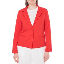 Жакет женский  Цвет:красный Артикул:0579222 1