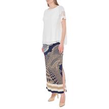 Комплект блуза/топ женский  Цвет:белый Артикул:0579241 2