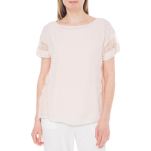 Комплект блуза/топ женский  Цвет:розовый Артикул:0579241 1