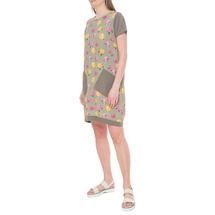 Платье женское  Цвет:зеленый Артикул:0579073 2