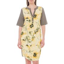Платье женское  Цвет:хаки Артикул:0579074 1