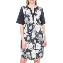 Платье женское  Цвет:черный Артикул:0579075 1