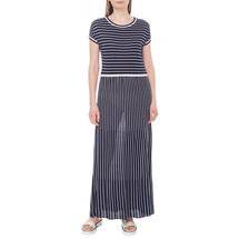 Платье женское  Цвет:синий Артикул:0579076 1