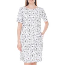Платье женское  Цвет:белый Артикул:0579079 1