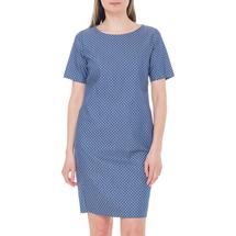 Платье женское  Цвет:синий Артикул:0579080 1