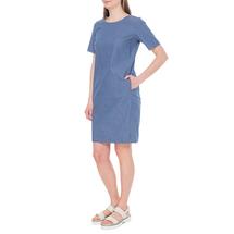 Платье женское  Цвет:синий Артикул:0579080 2