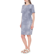 Платье женское  Цвет:серый Артикул:0579084 2