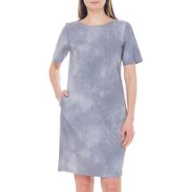 Платье женское  Цвет:серый Артикул:0579084 1