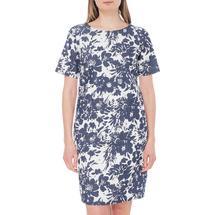 Платье женское  Цвет:синий Артикул:0579085 1