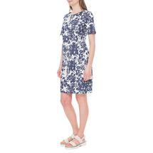 Платье женское  Цвет:синий Артикул:0579085 2