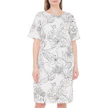 Платье женское  Цвет:белый Артикул:0579090 1