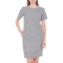 Платье женское  Цвет:серый Артикул:0579092 1