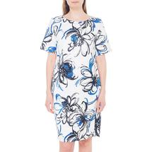 Платье женское  Цвет:белый Артикул:0579095 1
