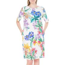 Платье женское  Цвет:мультиколор Артикул:0579101 1