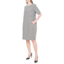 Платье женское  Цвет:серый Артикул:0579102 2
