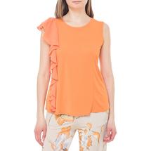 Топ женский  Цвет:оранжевый Артикул:0579313 1