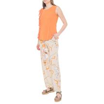 Топ женский  Цвет:оранжевый Артикул:0579313 2