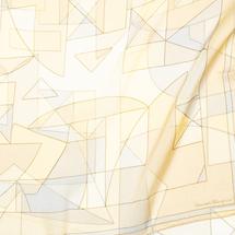 Шарф женский  Цвет:желтый Артикул:0167816 2