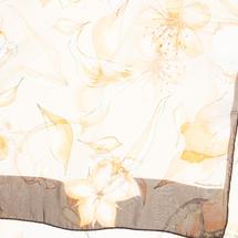 Шарф женский  Цвет:бежевый Артикул:0167817 2