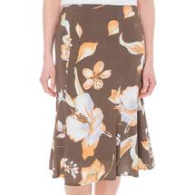 Юбка женская  Цвет:коричневый Артикул:0578998 1