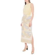 Юбка женская  Цвет:желтый Артикул:0579000 2
